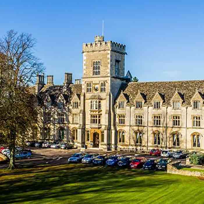 The Royal Agricultural University, Cirencester